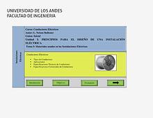Unidad III: Principios Básicos de las Instalaciones Eléctricas. Tema 3: Materiales usados en las IE. Sesión: Conductores Eléctricos
