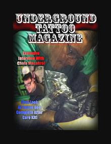 Underground Tattoo Magazine