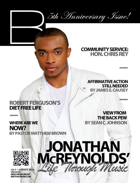 Brotha Magazine Summer Issue
