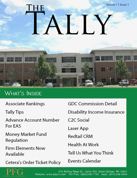 The Tally August 2014
