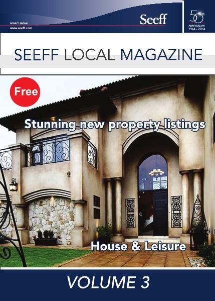 Seeff Local Magazine Potchefstroom Volume 3 Volume 3