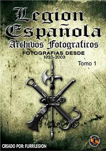 legion española-archivos fotograficos