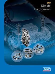Catalogo de Kits de Distribucion SKF 2012