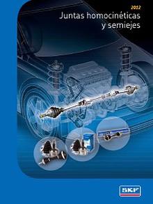 Catalogo Semiejes y Homocineticas SKF