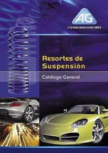 Catalogo de Resortes de Suspension AG