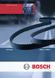 Catalogo Correas Bosch 2012-2013