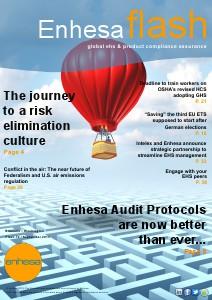 Enhesa Flash 72 September 2013 Issue