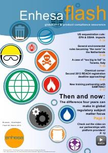 Enhesa Flash 69 March 2013 Issue