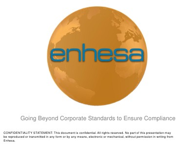 Webinars Going Beyond Corporate Standards