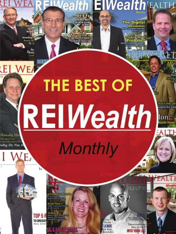 Issue 36 (The Best of REI Wealth Monthly)