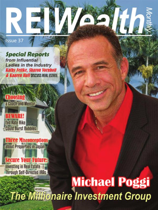 REI WEALTH MONTHLY Issue 37