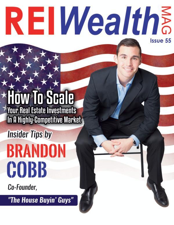 Issue #55 - Brandon Cobb, The House Buyin Guys