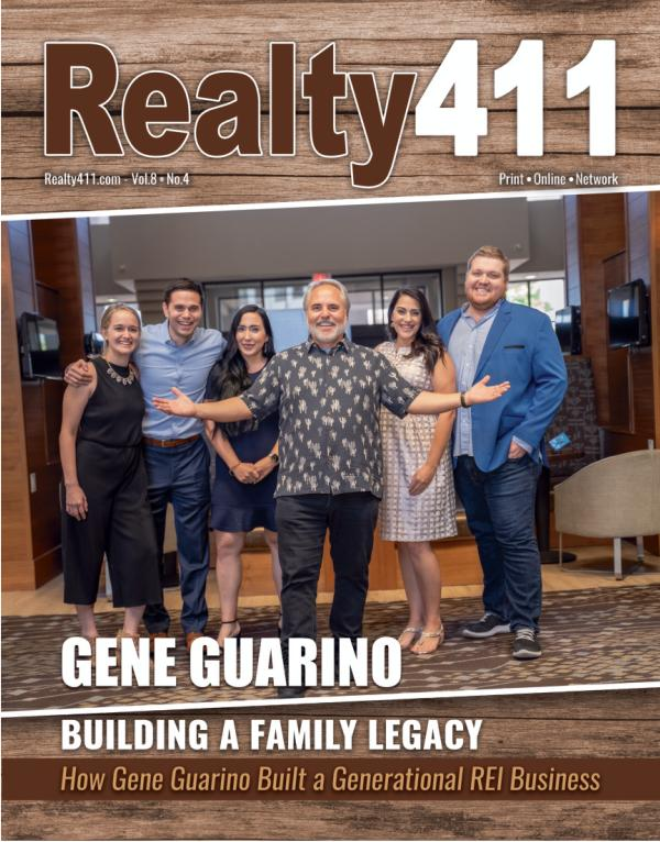 Realty411 Special Feature: Gene Guarino Spring 2021