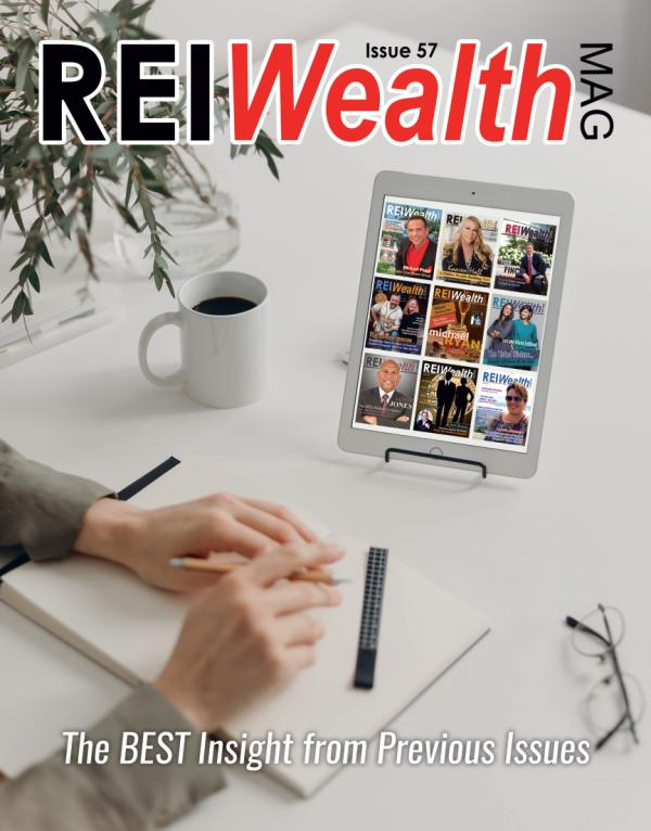 REI Wealth Mag issue 57 - The Best of REI Wealth