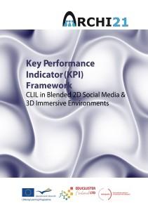 CLIL Key Performance Indicator Framework ARCHI21