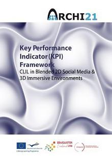 CLIL Key Performance Indicator Framework