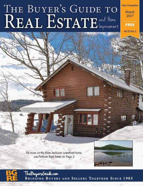 New Hampshire Buyer's Guide March 2017 - New Hampshire