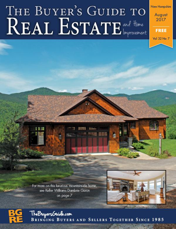New Hampshire Buyer's Guide August 2017 - New Hampshire