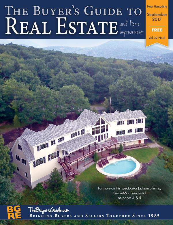 New Hampshire Buyer's Guide September 2017 - New Hampshire