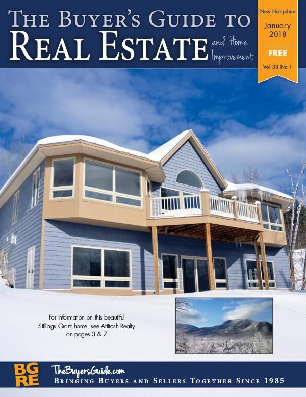 New Hampshire Buyer's Guide January 2018 - New Hampshire