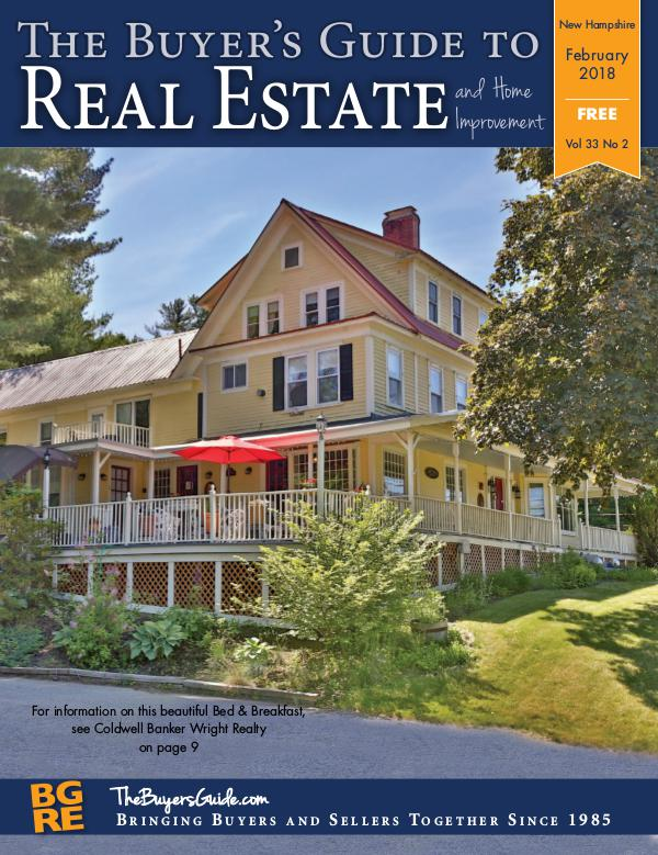 New Hampshire Buyer's Guide February 2018 - NH