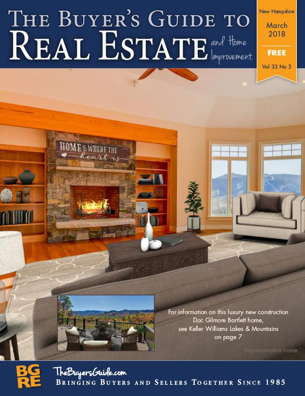 New Hampshire Buyer's Guide March 2018 - New Hampshire