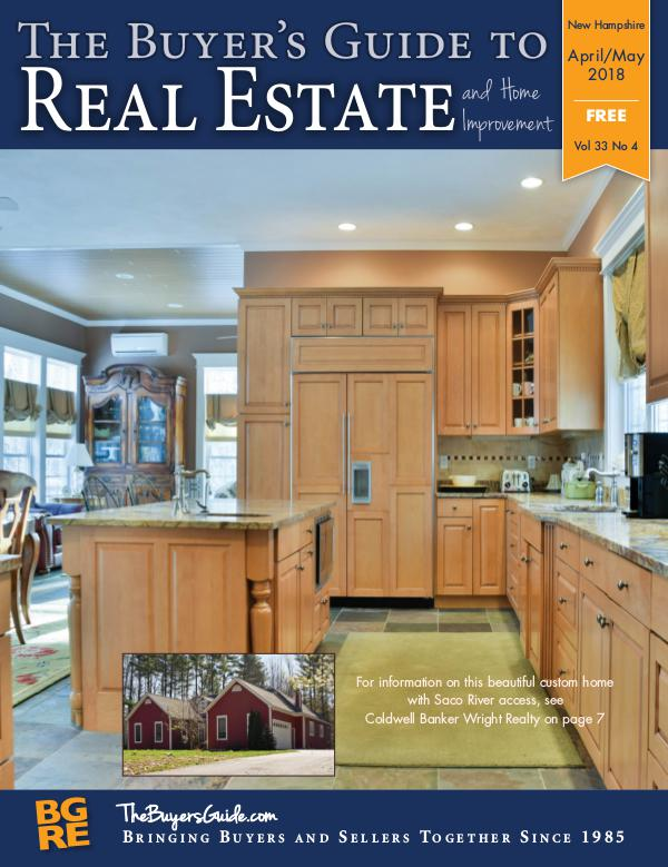 New Hampshire Buyer's Guide April/May 2018 - New Hampshire
