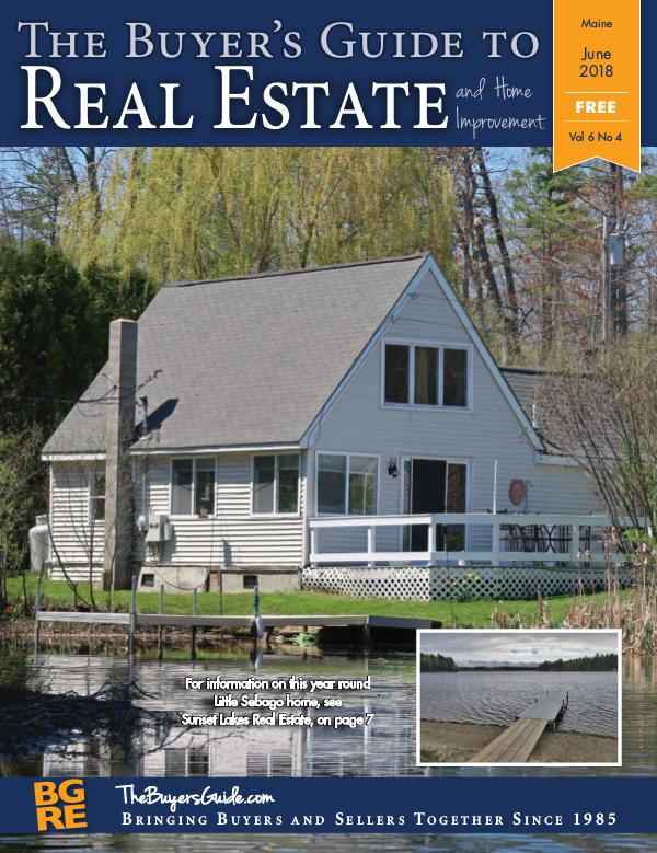 Maine Buyer's Guides June 2018 - Maine