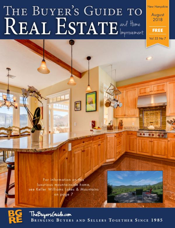 New Hampshire Buyer's Guide August 2018
