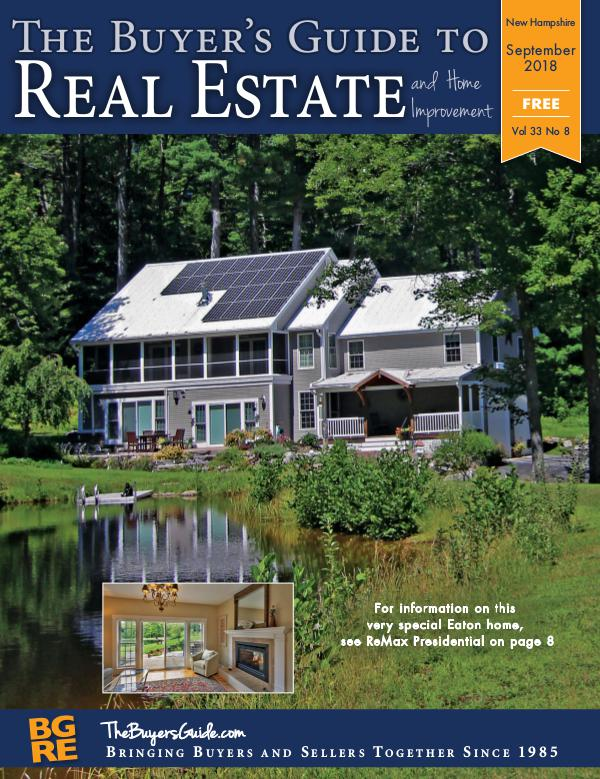 New Hampshire Buyer's Guide September 2018