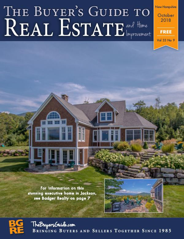 New Hampshire Buyer's Guide October 2018