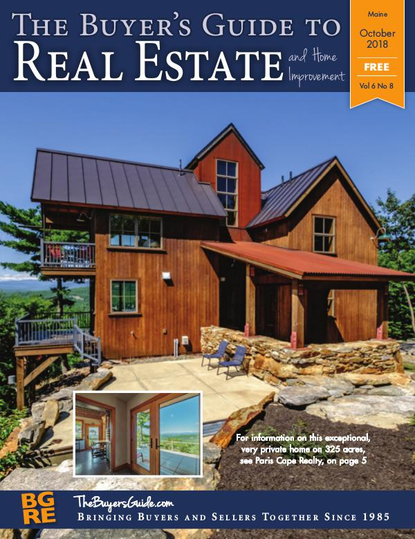 Maine Buyer's Guides October 2018
