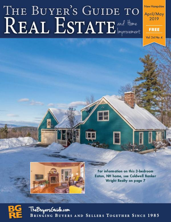 New Hampshire Buyer's Guide APRIL/MAY 2019