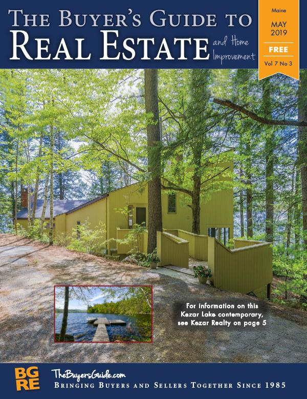 Maine Buyer's Guides May 2019