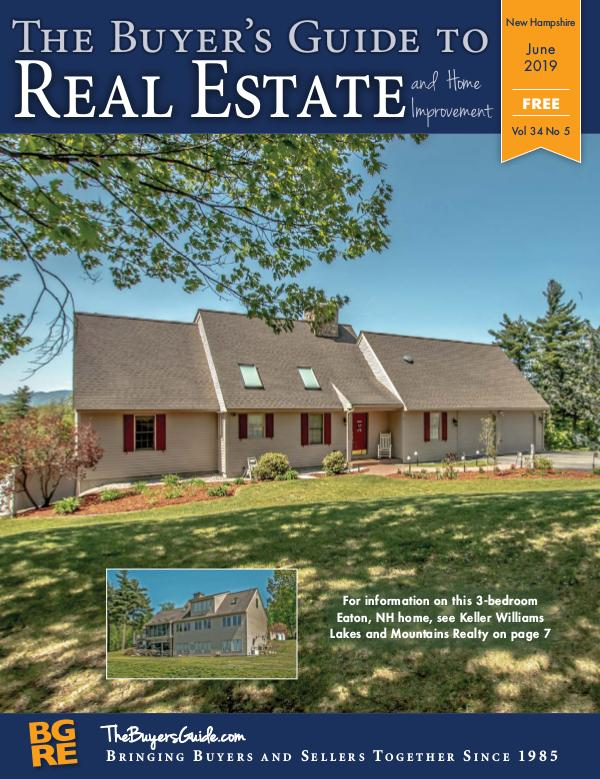 New Hampshire Buyer's Guide June 2019