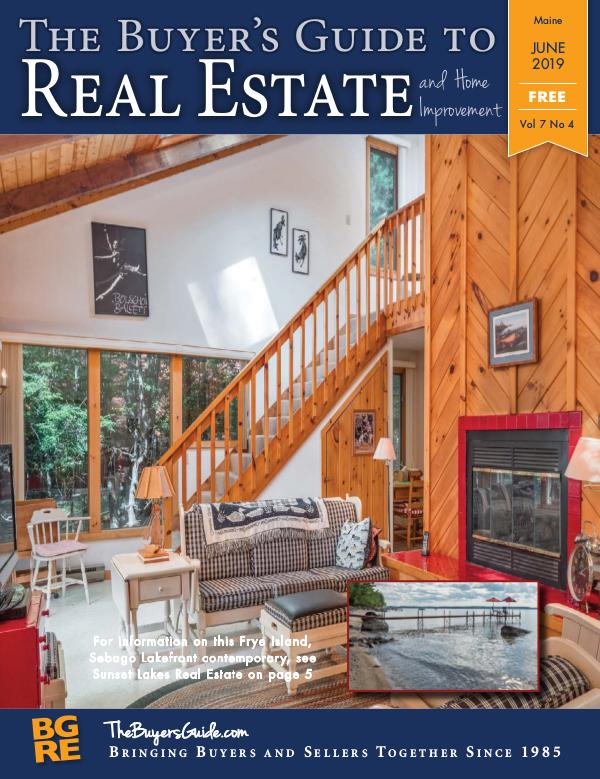 Maine Buyer's Guides June 2019