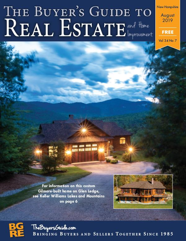New Hampshire Buyer's Guide August 2019