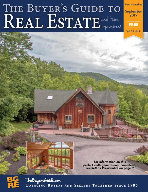 New Hampshire Buyer's Guide September 2019