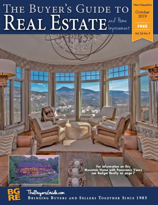 New Hampshire Buyer's Guide October 2019