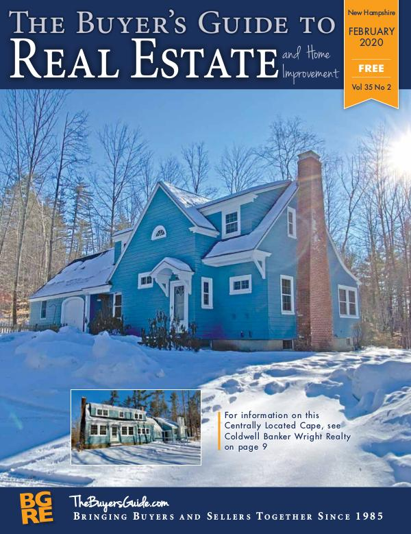 New Hampshire Buyer's Guide FEBRUARY 2020