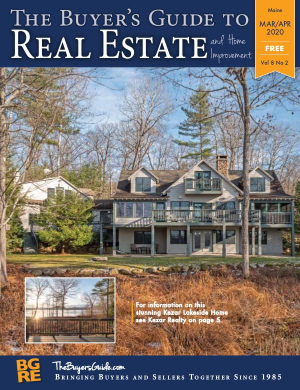 Maine Buyer's Guides MAR/APR