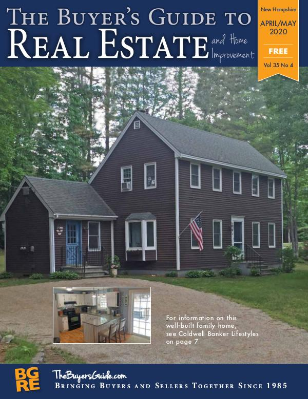 New Hampshire Buyer's Guide APRIL/MAY 2020