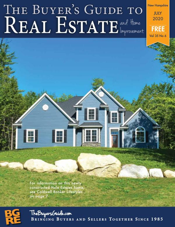 New Hampshire Buyer's Guide JULY 2020