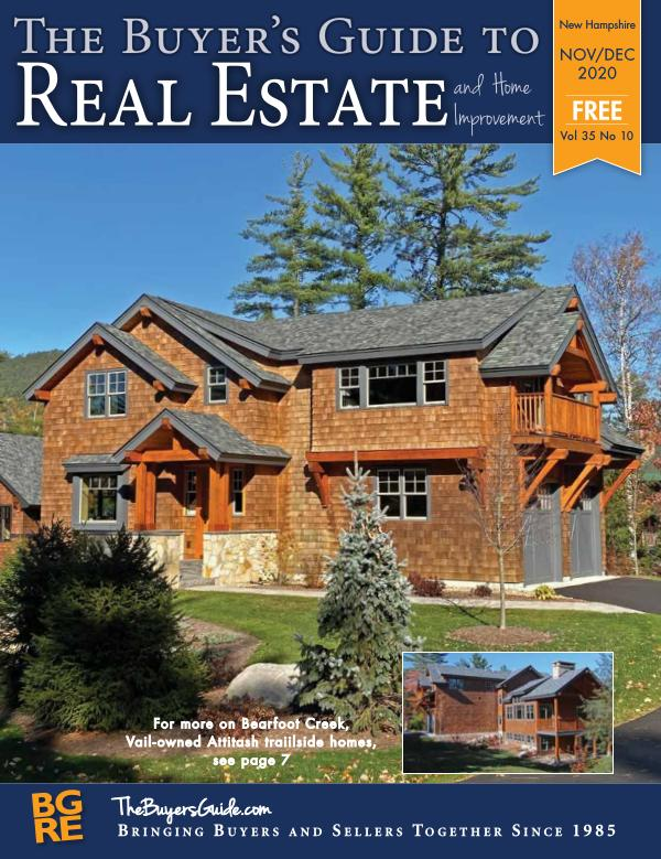 New Hampshire Buyer's Guide Nov/Dec 2020