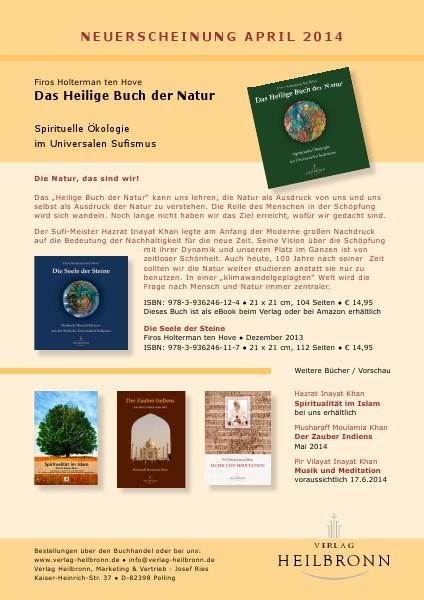 Verlag Heilbronn - Kataloge, Flyer, Newsletter Verlag Heilbronn - Neuerscheinungen April 2014