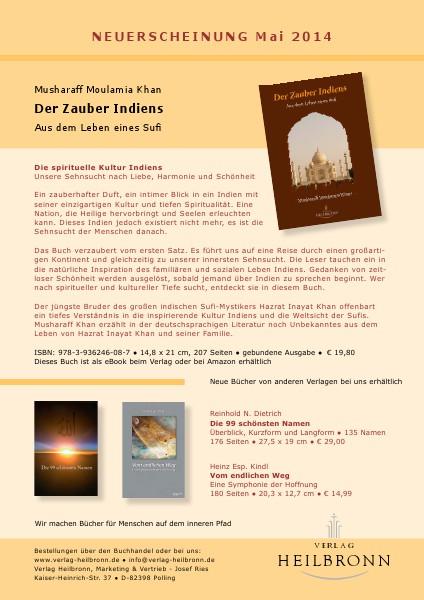 Verlag Heilbronn - Kataloge, Flyer, Newsletter Verlag Heilbronn - Neuerscheinungen Juni 2014
