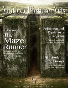 FSU College of Motion Picture Arts 2014-2015 Publication