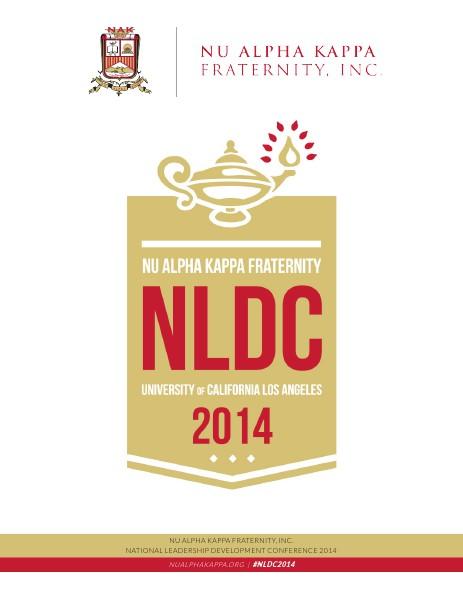 NLDC 2014 Master Packet_Final.pdf Aug. 2014