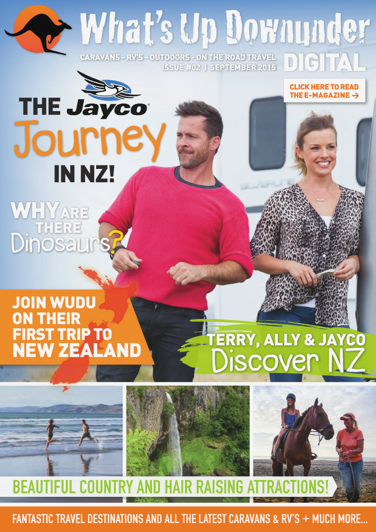 2015 Jayco Journey In New Zealand Issue No. 2