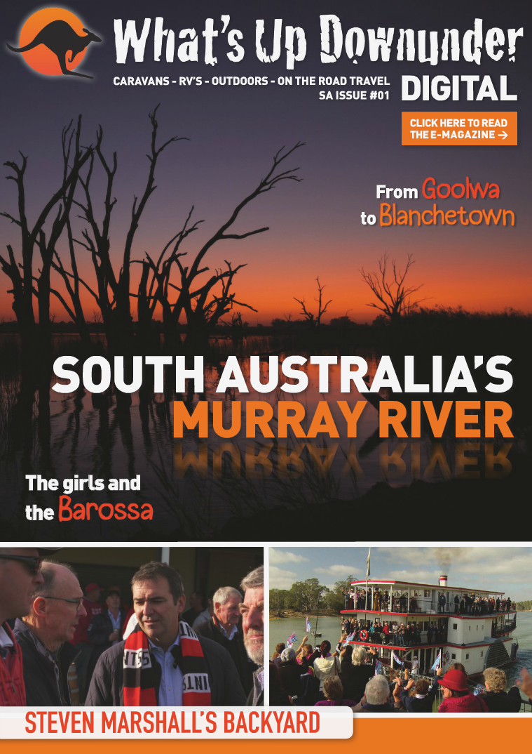 2016 South Australia and the Murray Issue No. 1